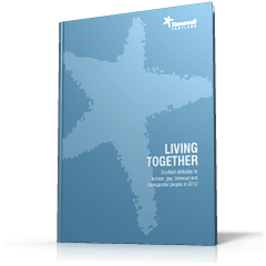 Living Together: Scottish Attitudes to lesbian, gay, bisexual and transgender people in 2012