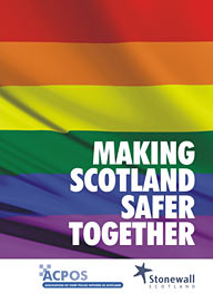 Making Scotland Safer Together.